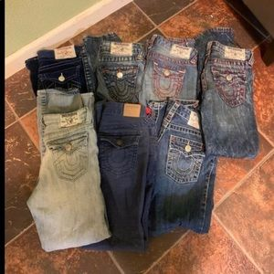 Boys True Religion Jeans